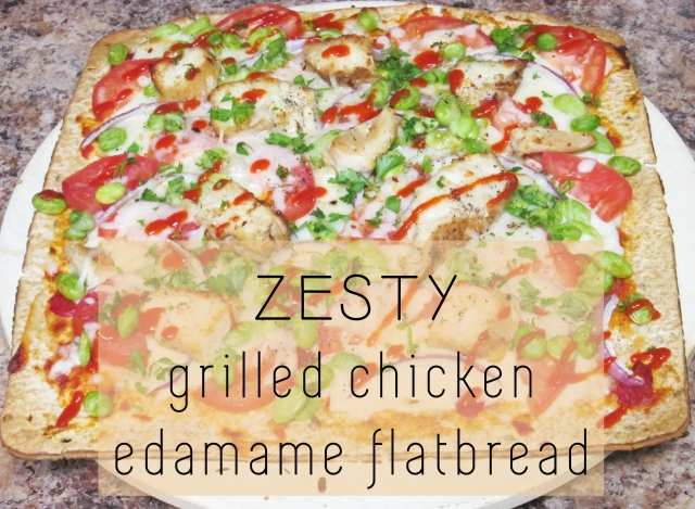 Flatbreads are my go-to meal when I'm tired from a long week and crave something simple, but satisfying. They're healthier than regular pizza crusts and you can add endless topping combinations.